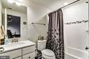 Basement Full Bath - 17152 GULLWING DR, DUMFRIES