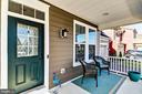 Spacious Front Porch - 17152 GULLWING DR, DUMFRIES