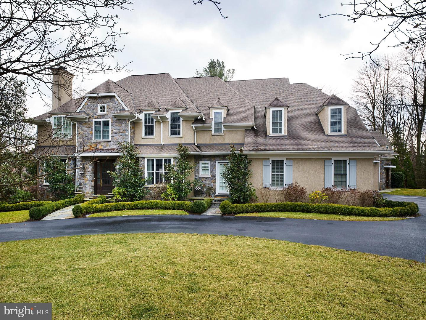 Single Family Homes for Sale at Bryn Mawr, Pennsylvania 19010 United States