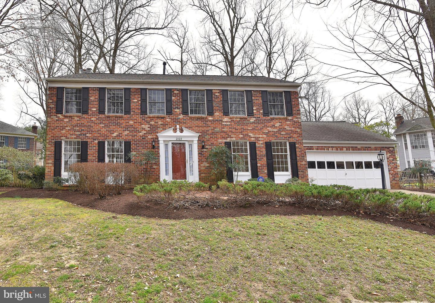 Single Family Home for Sale at 2103 Bromley Court 2103 Bromley Court Crofton, Maryland 21114 United States