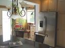 Kitchen - 3123 GLEN CARLYN RD, FALLS CHURCH