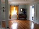 Living Room - 3123 GLEN CARLYN RD, FALLS CHURCH