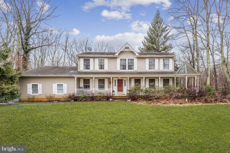 Single Family Homes pour l Vente à Clarksburg, New Jersey 08510 États-Unis
