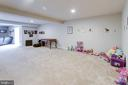 Somebody's got some toys here - 10283 SPRING IRIS DR, BRISTOW
