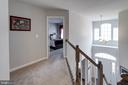 Upper Hall to Bedroom 2 - 10283 SPRING IRIS DR, BRISTOW