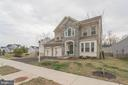 2016 stonefront colonial with bay window - 10283 SPRING IRIS DR, BRISTOW