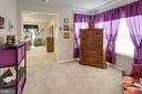View down master suite from sitting - 10283 SPRING IRIS DR, BRISTOW