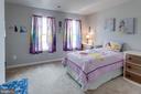 Bedroom 3 windows - 10283 SPRING IRIS DR, BRISTOW