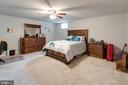 Bedroom 5 offers privacy and plenty of space - 10283 SPRING IRIS DR, BRISTOW