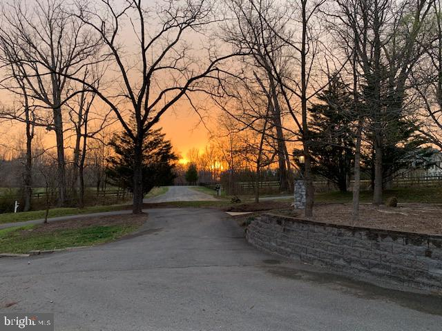 Sunset time  at River  Bend~ - 23590 SALLY MILL RD, MIDDLEBURG