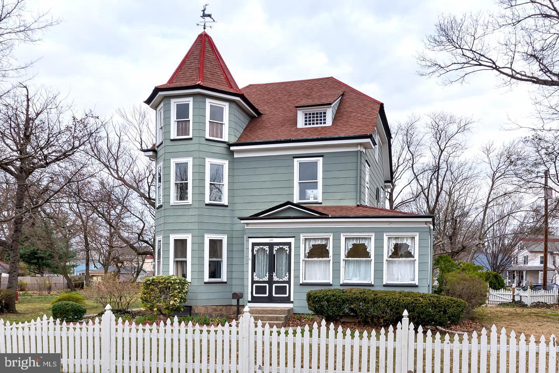 Maison unifamiliale pour l Vente à 137 E 5TH Palmyra, New Jersey 08065 États-Unis