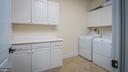 Laundry Room on Upper Level - 1413 WYNHURST LN, VIENNA
