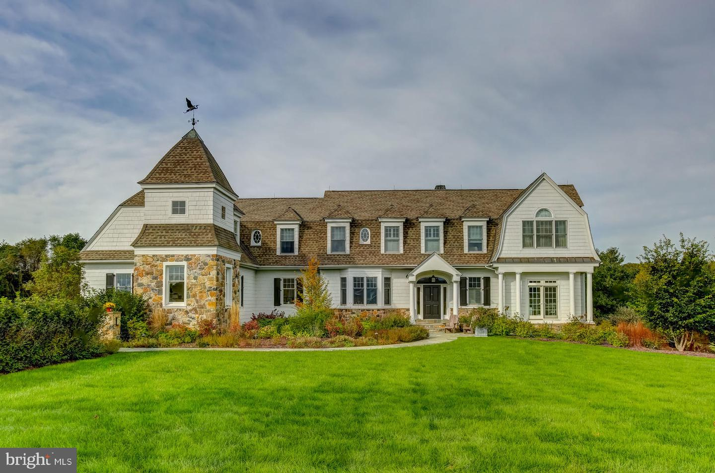 Single Family Homes for Sale at Chadds Ford, Pennsylvania 19317 United States