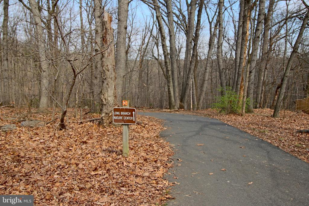 Walking paths to Nature Center. - 5091 7TH RD S #102, ARLINGTON