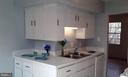 Bright sunny kitchen.  Lots cabinets / counters - 62 BRISTOL CT, STAFFORD