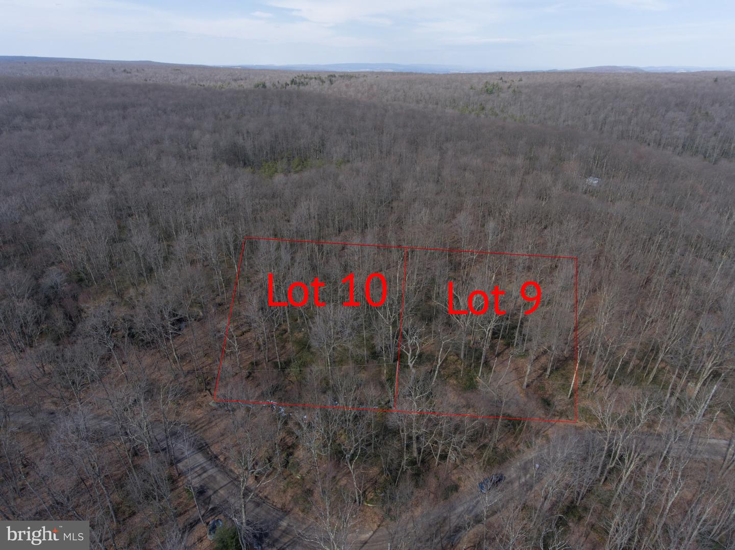 Land for Sale at Lots 9/10 Grouse Run Road Oakland, Maryland 21550 United States
