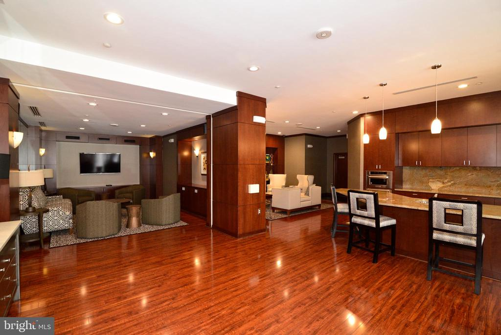 Meeting/party room and theatre - 11760 SUNRISE VALLEY DR #1014, RESTON