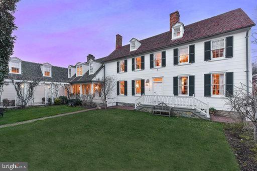 Single Family Home for Sale at 217 S Fairfax Street Alexandria, Virginia 22314 United States