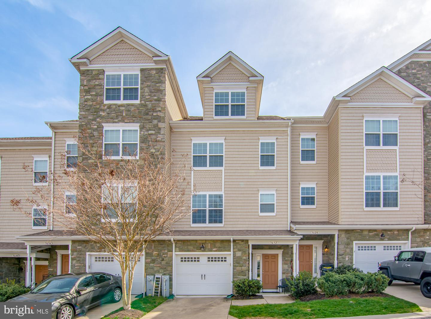 Single Family for Sale at 3632 Bedford Dr North Beach, Maryland 20714 United States
