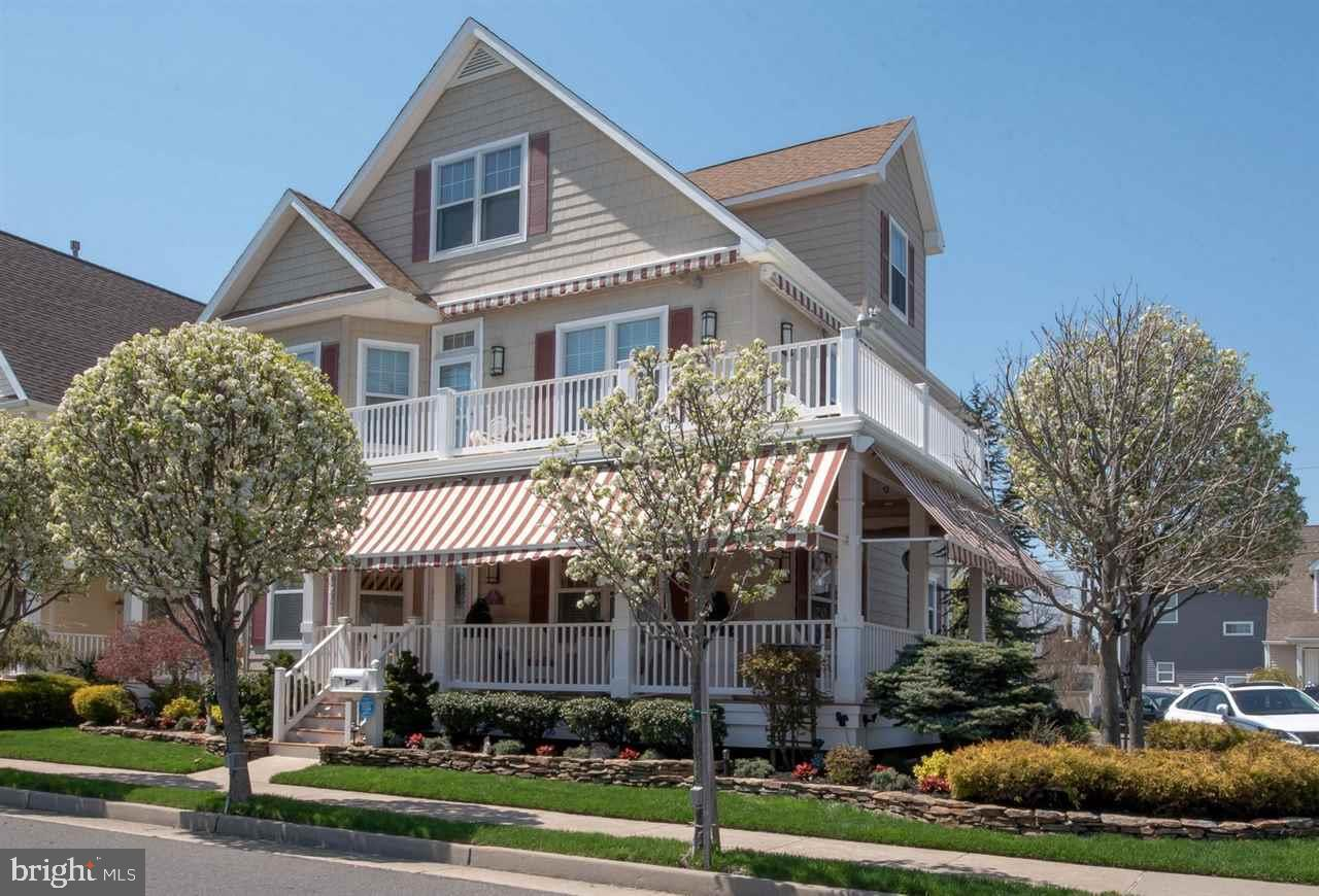Single Family Home for Sale at Margate City, New Jersey 08402 United States