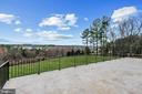 Stunning view from the deck - 22501 CREIGHTON FARMS DR, LEESBURG