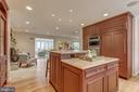 Kitchen - 6108 NEILWOOD DR, NORTH BETHESDA