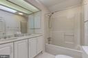 Full Bathroom - 6108 NEILWOOD DR, NORTH BETHESDA