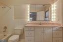 Bedroom #3 Full Bathroom - 6108 NEILWOOD DR, NORTH BETHESDA