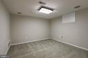Office/Bonus Basement Room #2 - 6108 NEILWOOD DR, NORTH BETHESDA
