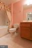 2nd full bath - 1830 FOUNTAIN DR #1001, RESTON