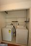 Full size washer & dryer - 1830 FOUNTAIN DR #1001, RESTON