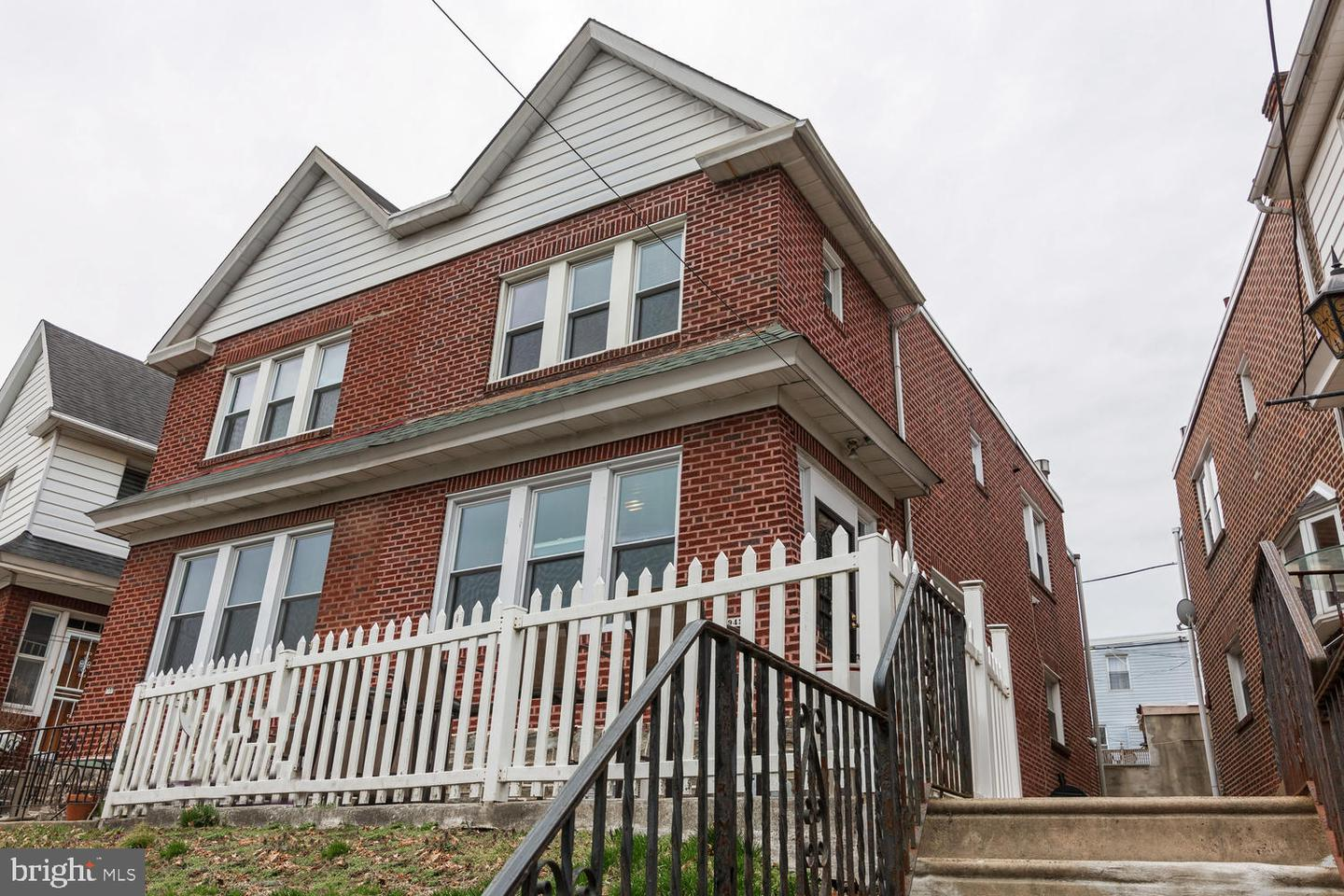 Single Family Homes for Sale at Yeadon, Pennsylvania 19050 United States
