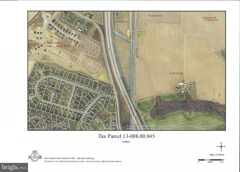 Land for Sale at Middletown, Delaware 19709 United States