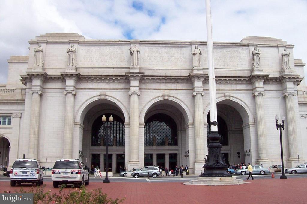 Union Station Main Entrance - 14 4TH ST SE, WASHINGTON