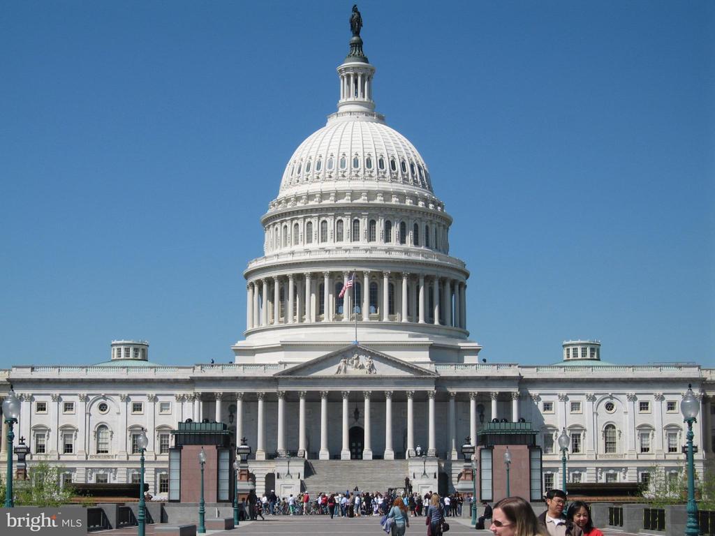 United States Capitol East Front Four Blocks West - 14 4TH ST SE, WASHINGTON