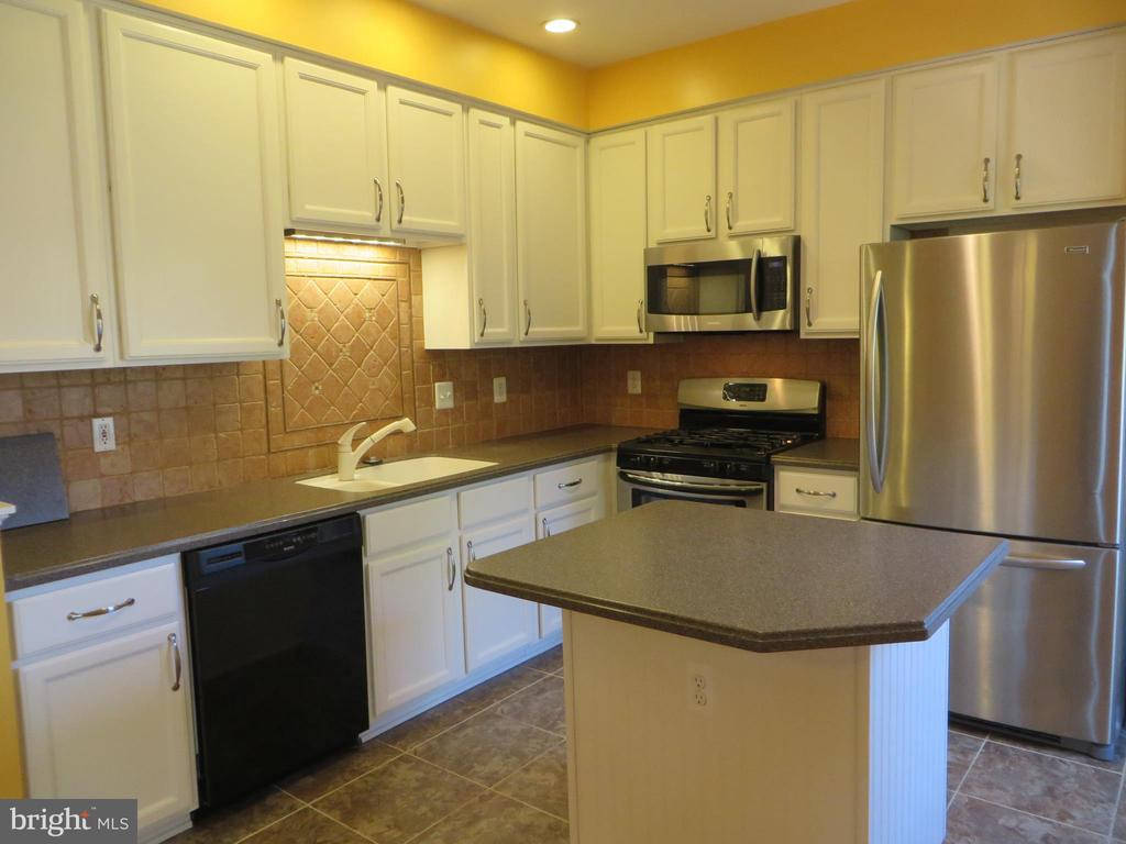STAINLESS STEEL APPLIANCES - 6534 PARISH GLEBE LN, ALEXANDRIA