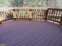 HUGE REAR FLYING DECK - 6534 PARISH GLEBE LN, ALEXANDRIA