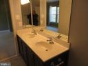 MASTER BEDROOM BATH - 6534 PARISH GLEBE LN, ALEXANDRIA