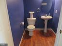 HALF BATH ON MAIN LEVEL - 6534 PARISH GLEBE LN, ALEXANDRIA