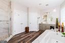 New flooring, lighting, fixtures - fully updated - 17160 SPRING CREEK LN, LEESBURG