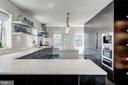Kitchen - 1609 31ST ST NW, WASHINGTON