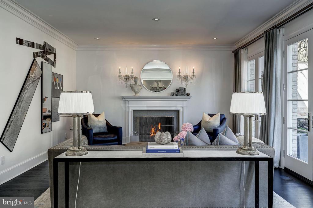 Living Room - 1609 31ST ST NW, WASHINGTON