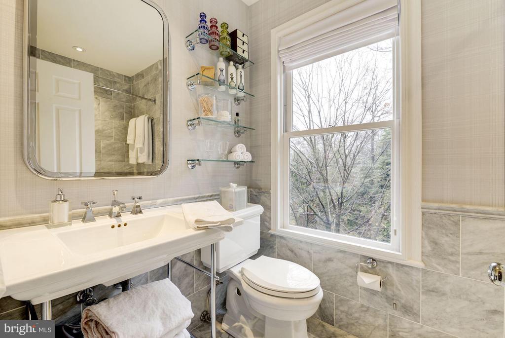 Hall Full Bath - 1609 31ST ST NW, WASHINGTON