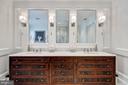 Master Bathroom - 1609 31ST ST NW, WASHINGTON