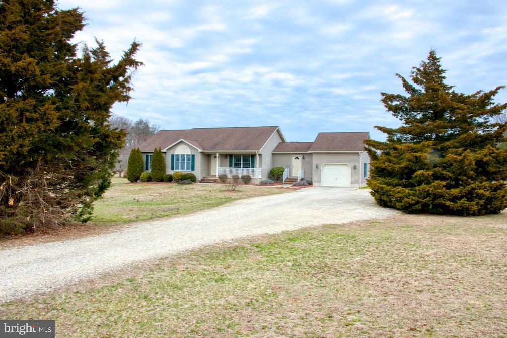 Single Family Homes для того Продажа на Dorchester, Нью-Джерси 08316 Соединенные Штаты