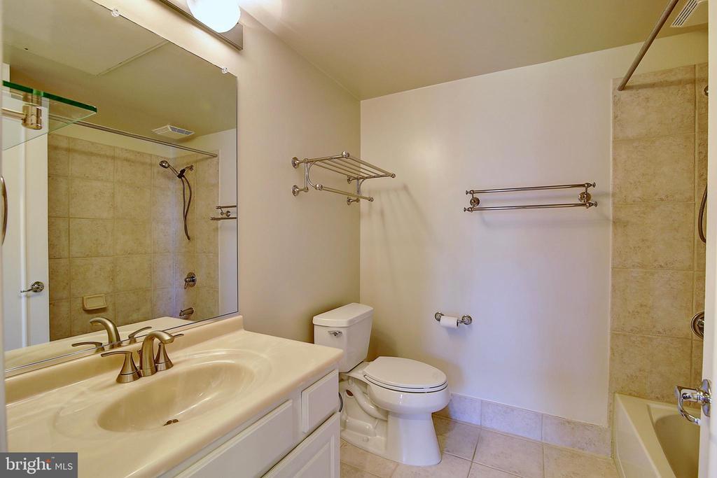 Bathroom - 4025 CONNECTICUT AVE NW #303, WASHINGTON