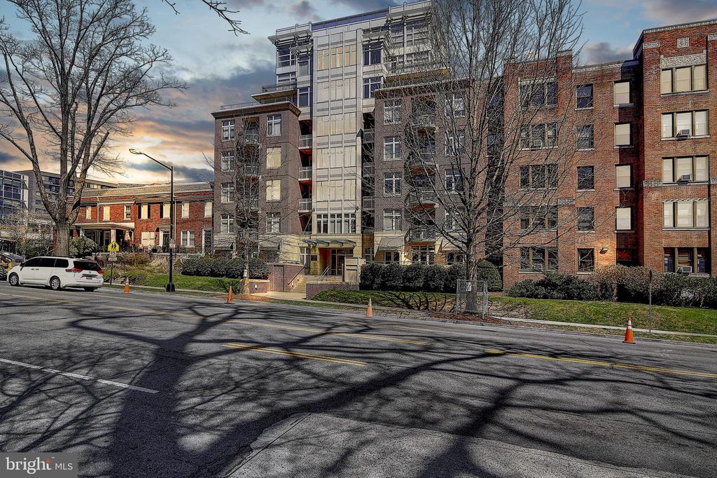 Exterior - 4025 CONNECTICUT AVE NW #303, WASHINGTON