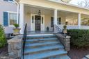 Welcoming Front Porch - 3906 INGOMAR ST NW, WASHINGTON