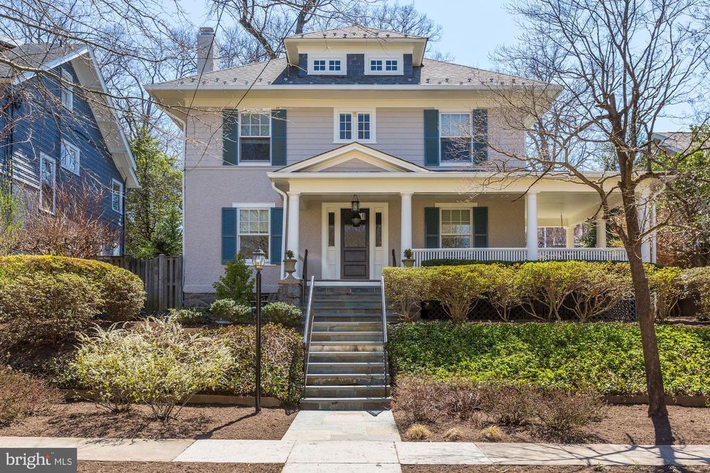 Quintessential Chevy Chase Home - 3906 INGOMAR ST NW, WASHINGTON