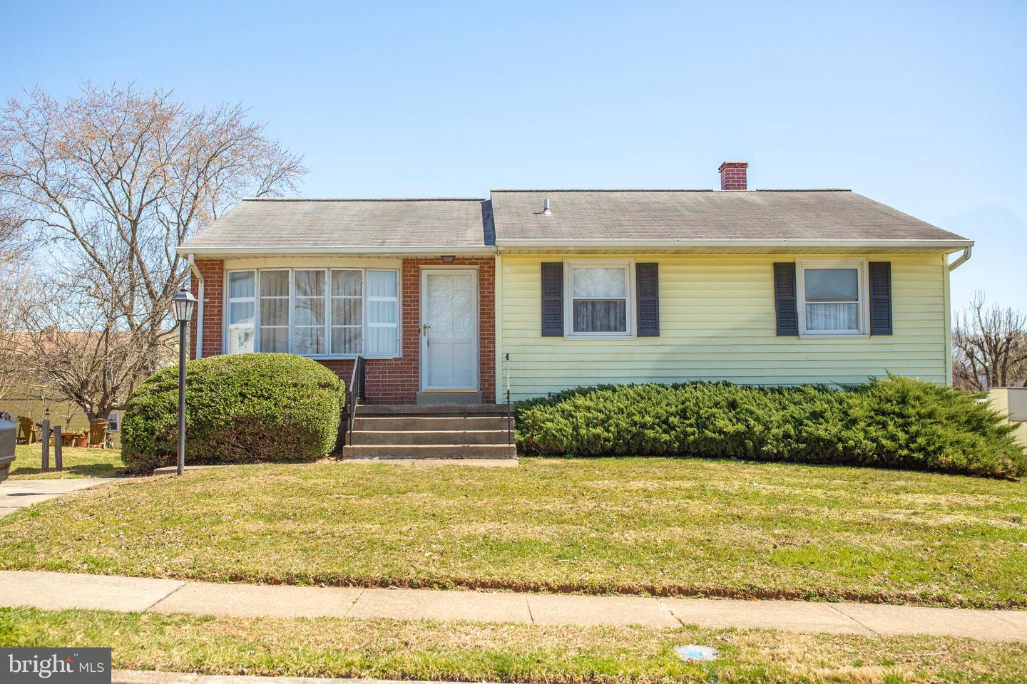 Photo of home for sale at 9127 Santa Rita Road, Baltimore MD